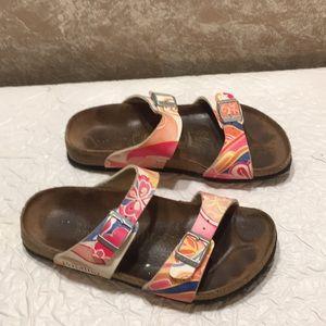 Birkenstock's papillio line sandals